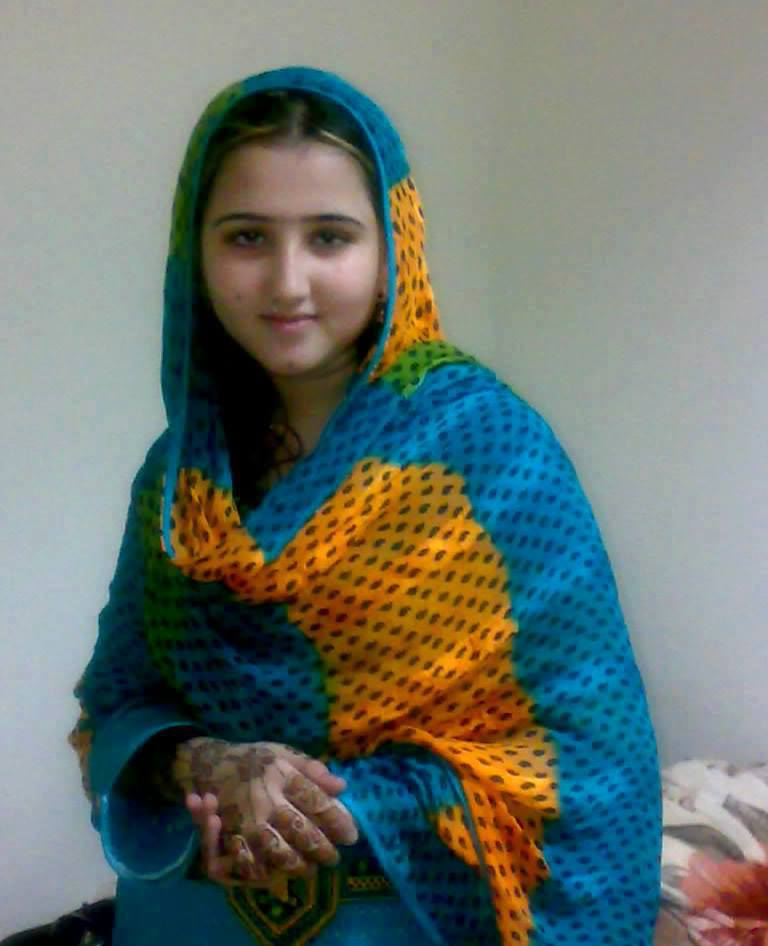 Pakistan Beautiful Girl Photo