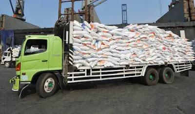 distribusi rantai pasok dan logistik