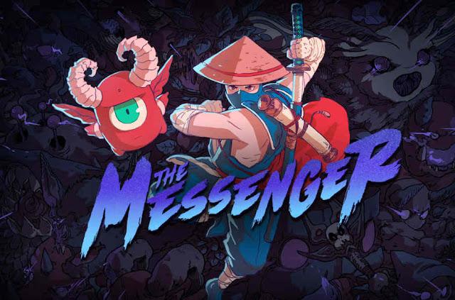 The Messenger locandina del videogioco per PC Windows