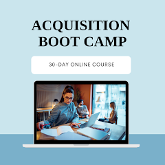 ABC: Acquisition Boot Camp JUNE edition!