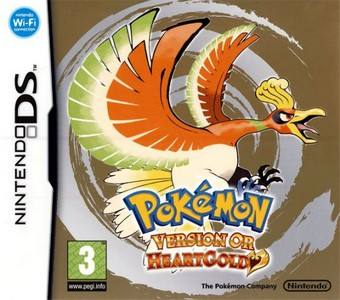 Rom Pokemon HeartGold NDS