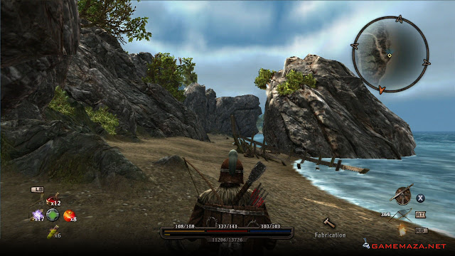 Arcania Gothic 4 Gameplay Screenshot 2