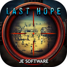 Last Hope - Zombie Sniper 3D Android Apk Download v5.12 Unlimited Gold Mod