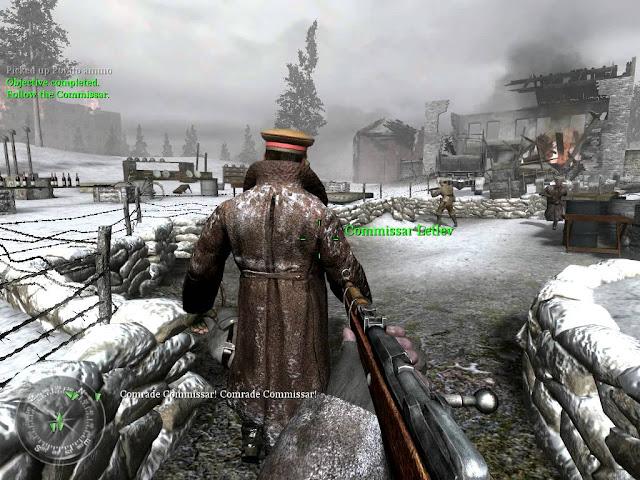 تنزيل و تحميل لعبة كول اوف ديوتي Call Of Duty 2 للكمبيوتر برابط مباشر