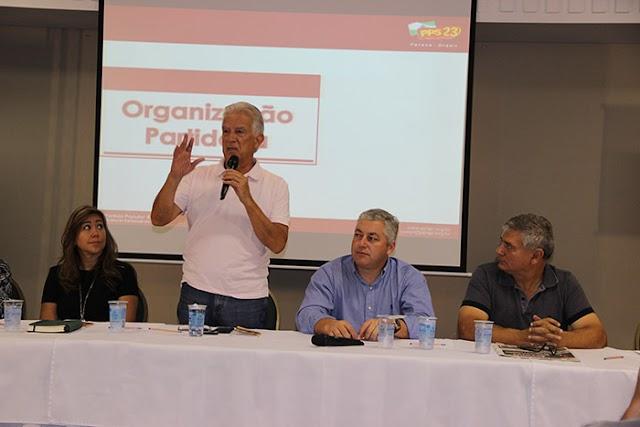 Lideranças da COMCAM demonstram união em encontro estadual do PPS