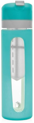 Pressa Glass Water Bottle