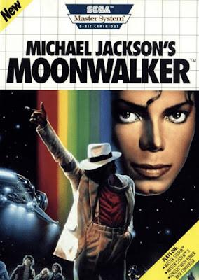 Jogar Moonwalker Michael Jackson com emulador online