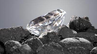 Eνα τετρακισεκατομμύριο τονοι διαμαντιών ανακαλύφθηκαν στο εσωτερικό του πλανήτη μας