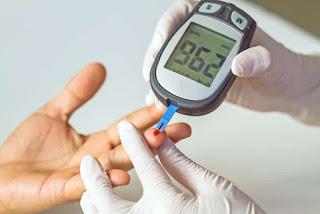 Cara menurunkan gula darah tinggi agar normal