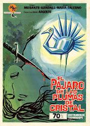El pájaro de las plumas de cristal (1969) Descargar y ver Online Gratis