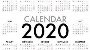 Jadwal Bimtek 2020