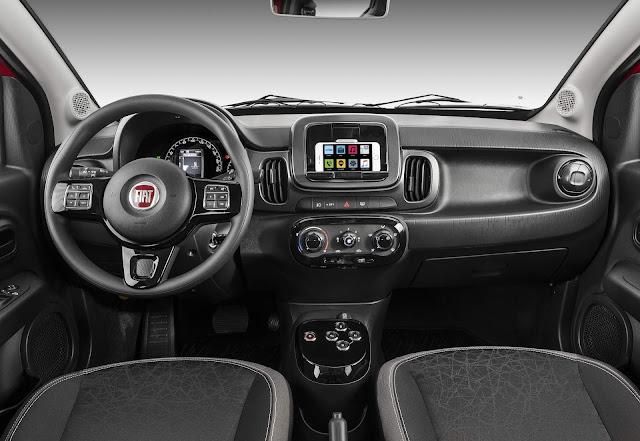 Fiat oferece desconto no Mobi Easy Comfort 2019