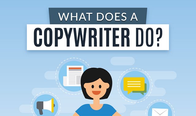 What exactly is the job of a copywriter?