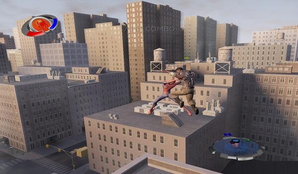 تحميل لعبة Spider Man 3