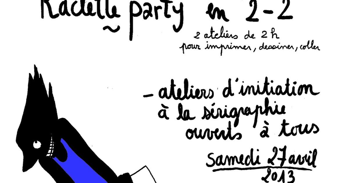 Le Blog de Nicole Crême: Raclette Party