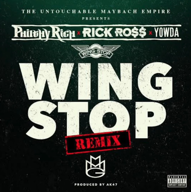 Rick Ross – Wing Stop (Remix) (50 Cent Diss)