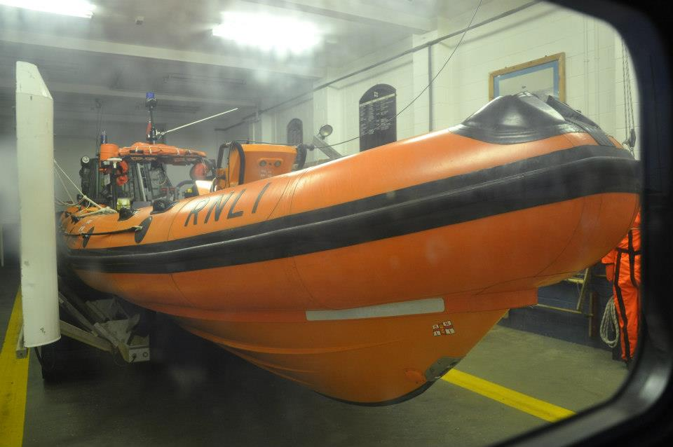 Rescue Boat, Withstable, Kent, UK