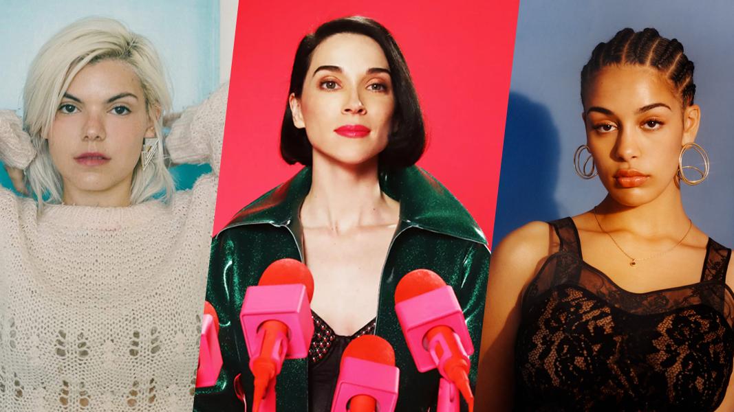 Faltaram mulheres na line-up, mas o que não faltam são opções para as próximas edições