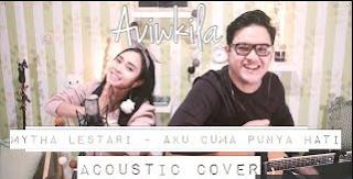 Lagu Aviwkila - Aku Cuma Punya Hati (Cover) Mp3