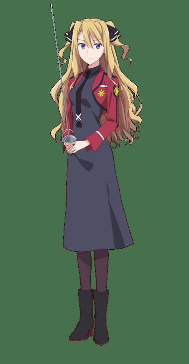 Isshiki Airi (Mahouka Koukou no Yuutousei)