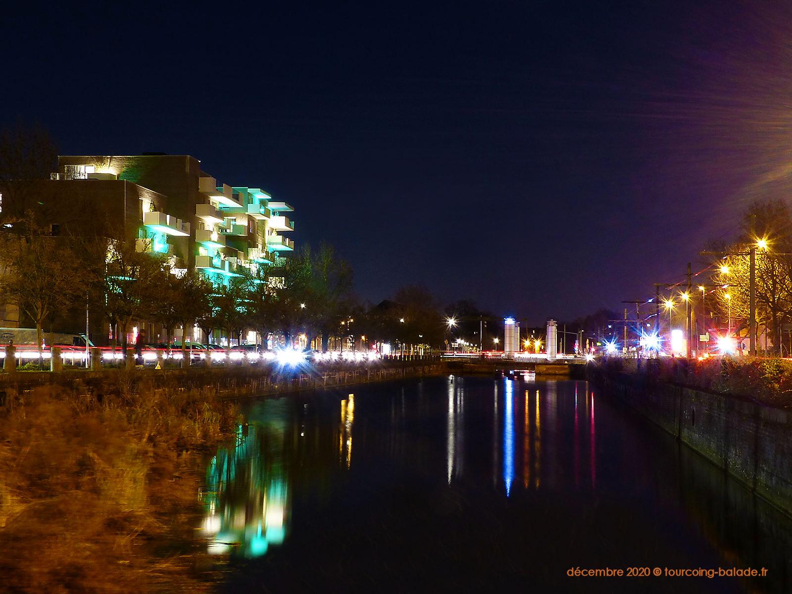 Tourcoing Nuit 2020 - Résidence Equinox