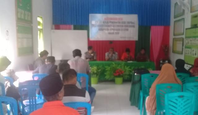 Pemerintah Desa Bontotangnga, Selayar Gelar Musdes