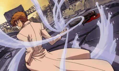 Karakter Anime Pengguna Kekuatan Elemen Air Terkuat Yuto Kigai (X/1999 (X - the Movie)