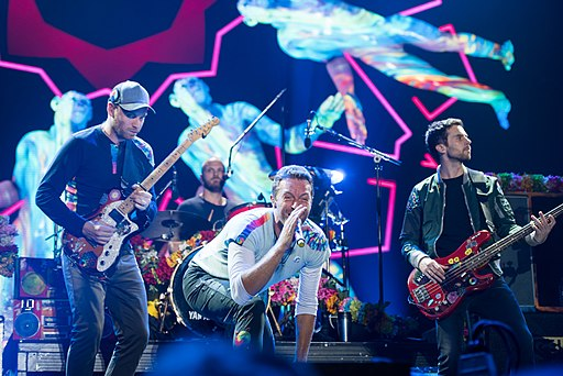 Coldplay Flags Bonus Track