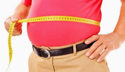 beberapa hal penyebab perut buncit