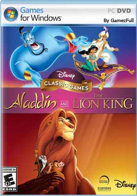 Descargar Games Aladdin and The Lion King pc mega y google drive /