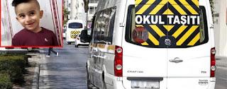 مصرع طفل سوري تحت عجلات حافلة في إسطنبول