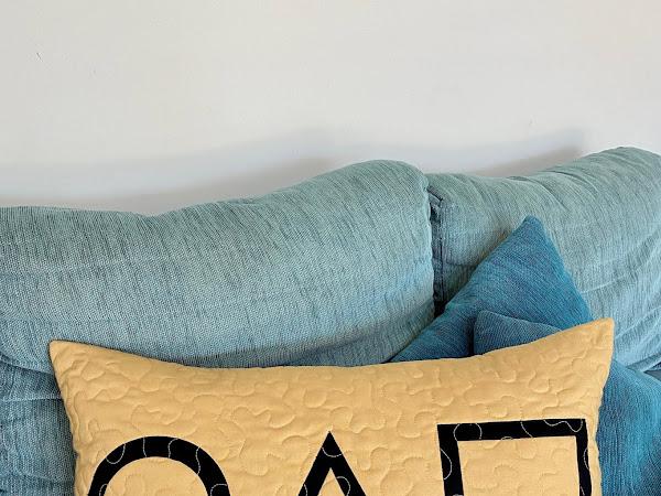 Squid Game Pillow + Pattern