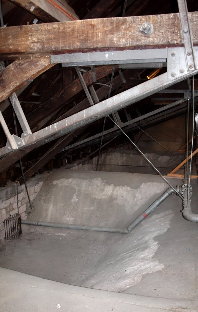 Demolition Exeter: Above the Cathedral Vault I