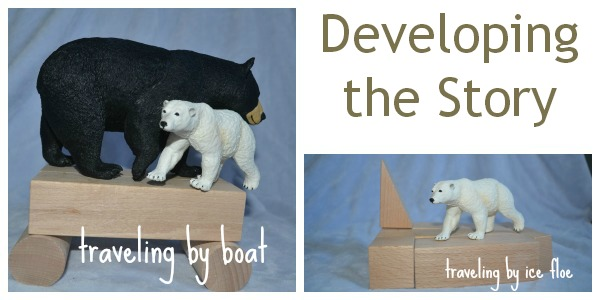 guided storytelling with preschoolers