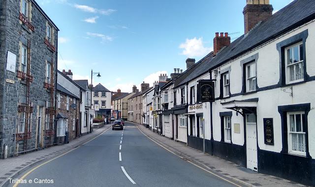 Llanrwst Snowdonia Gales