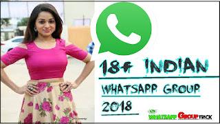 whatsapp group links 18+ indian 2018