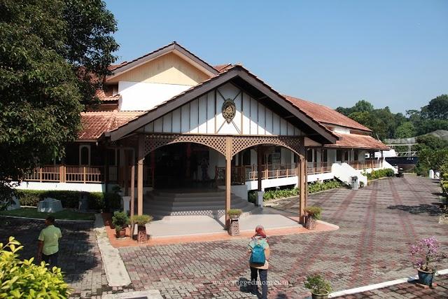Nak lawatan percuma? Jom ke Muzium Polis Diraja Malaysia!
