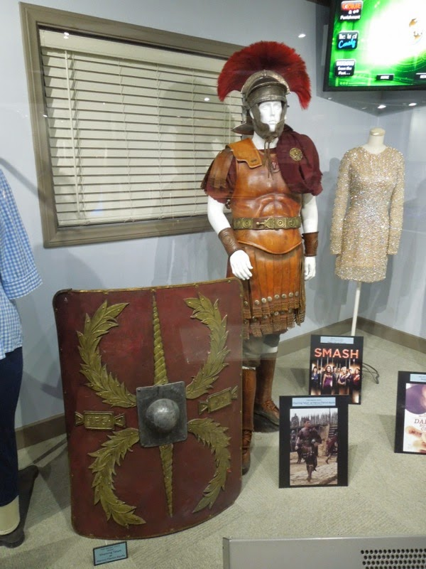 The Eagle Roman centurion costume shield