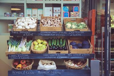 peluang bisnis sayuran dan buah