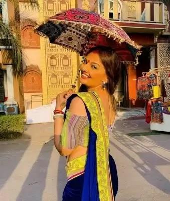 Actress Deepshikha Nagpal: रंजू की बेटियां की शूटिंग के दौरान हीट स्ट्रोक से बचीं दीपशिखा