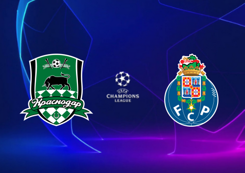 Krasnodar vs Porto -Highlights 7 August 2019