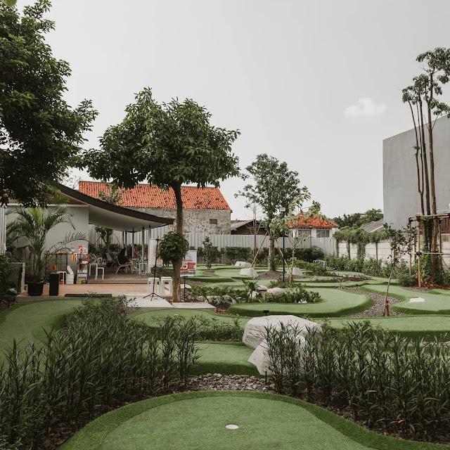 Kolepa Bintaro Tangerang Selatan