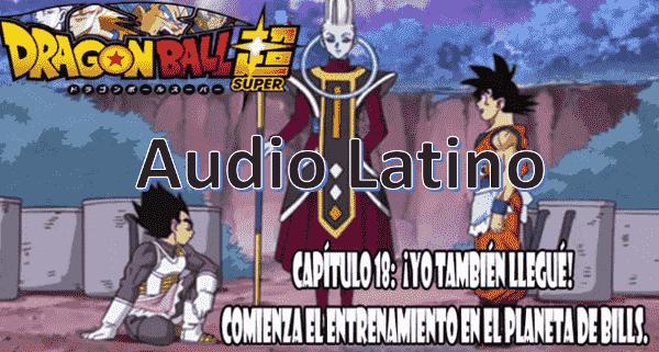 Ver capitulo 18 audio latino online gratis, Gokú llega finalmente al planeta de Bills.