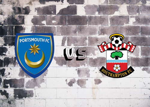 Portsmouth vs Southampton  Resumen
