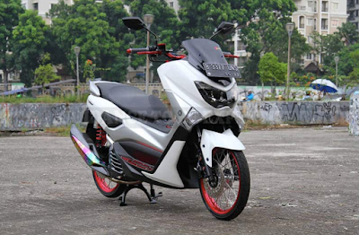 Variasi Velg Motor Yamaha Nmax