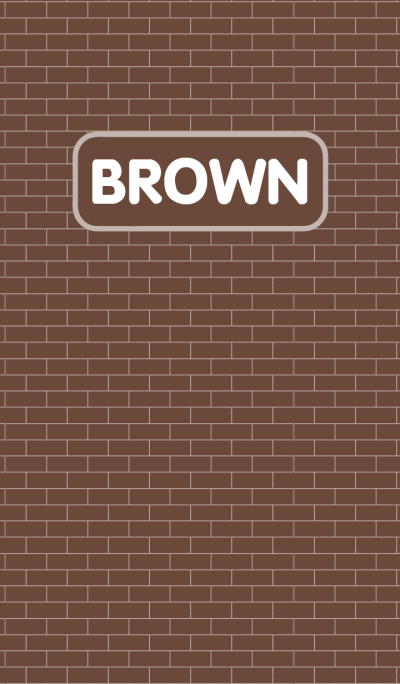 I'm Brown theme