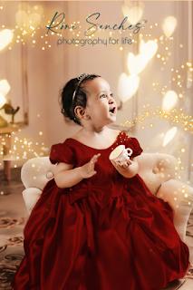 ensaio bebê de natal roni sanches