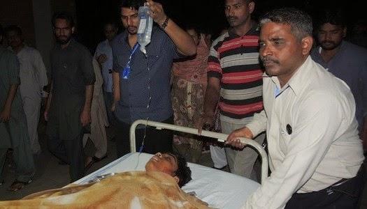 Musulmanes queman vivo a joven cristiano