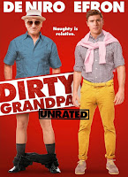 Dirty Grandpa (2016) UnRated Full Movie [English-DD5.1] 720p BluRay ESubs Download