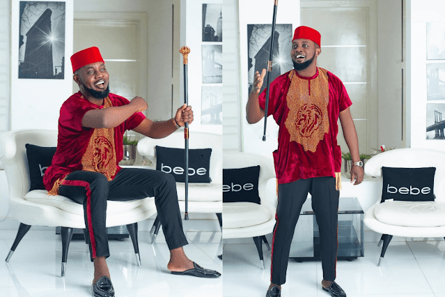 Asking local entertainer to pay to be promoted, while promoting foreign entertainer for free is slavery mentality - Comedian, AY Makun